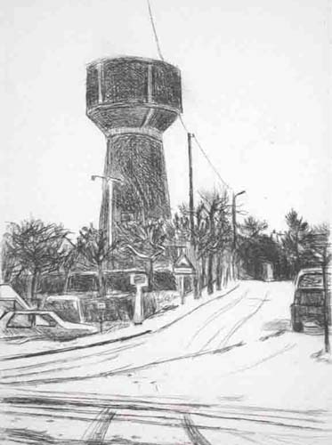 The Water Tower, Arromanches