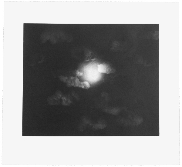 Six Aquatints: Moon
