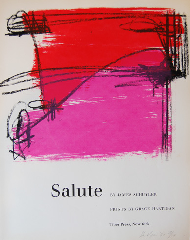 Salute Cover Page
