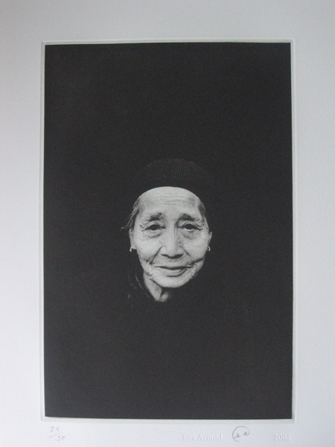 Retired Worker, Guelin, China, 1979 [G.]