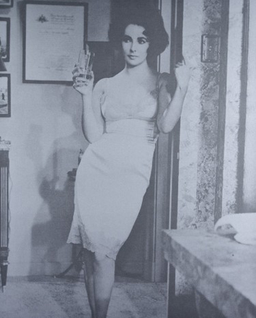 Elizabeth Taylor (Cat on a Hot Tin Roof)