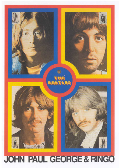 Alphabet: T is for The Beatles