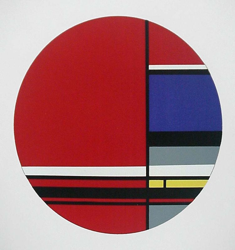 Composition (Red)