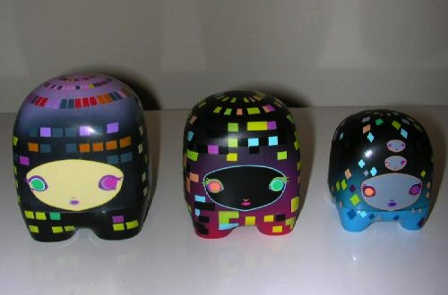 Russian Nesting Dolls (Matryoshka Dolls)