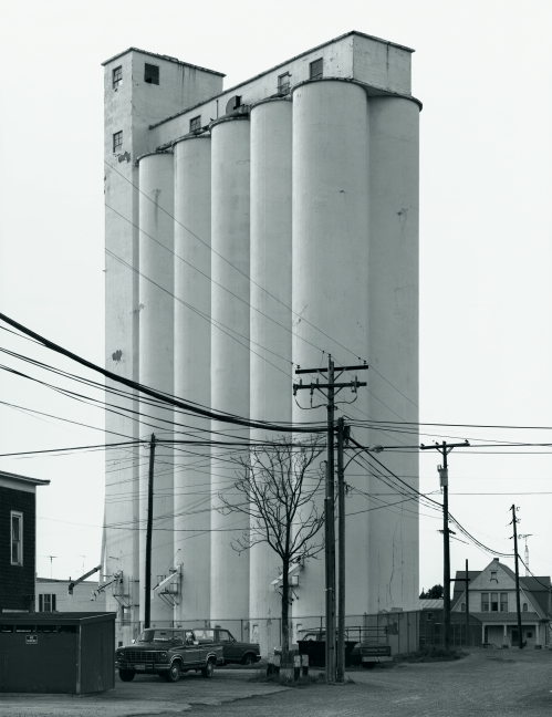 Grain Elevator - Sycamore, Ohio, USA