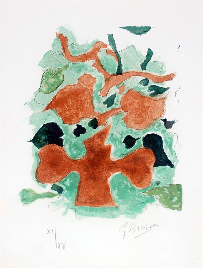 La Forêt (The Forest) from Lettera amorosa, 1963