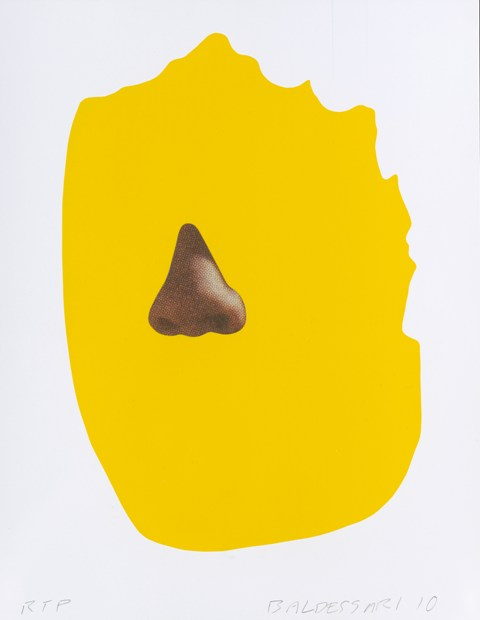 Nose/Silhouette: Yellow
