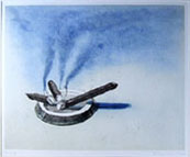 Cigars, from Recent Etchings II