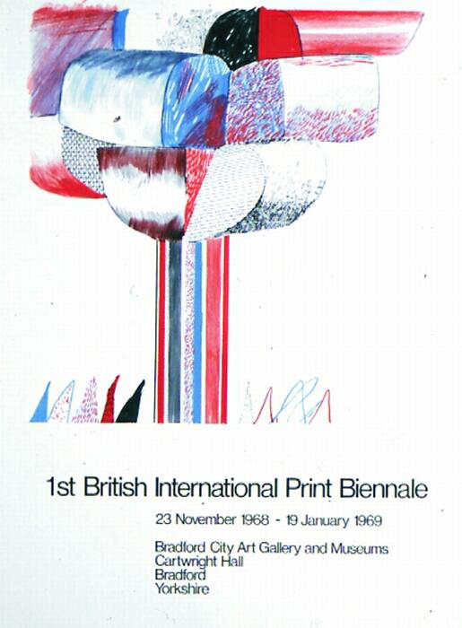 1rst British International Print Biennial