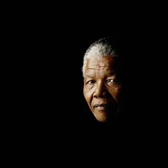 Nelson Mandela Photograph by Greg Bartley