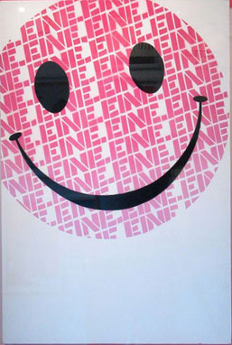 Smiley Face canvas