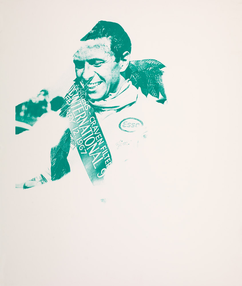 Jim Clark, World Champion #6