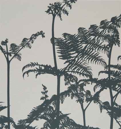 Bracken Fronds II