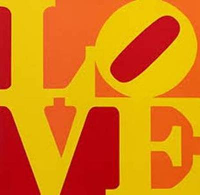 LOVE (Red Yellow Orange)