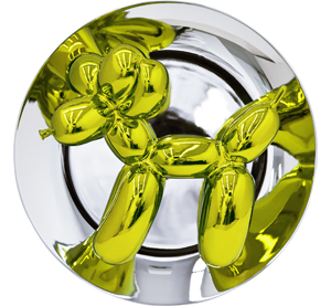 Balloon Dog (Yellow)