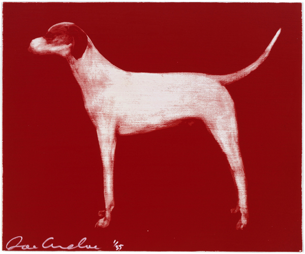 Small Dog, Red