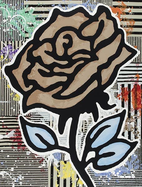 Brown Rose