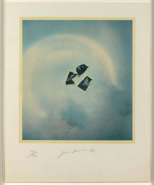Photo Cloud (Blue), 1969