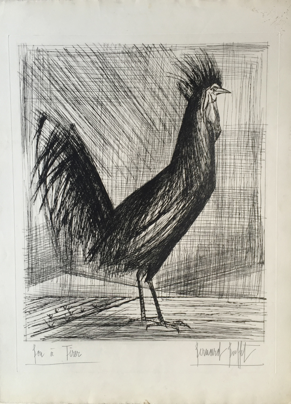 LE COQ (THE ROOSTER)