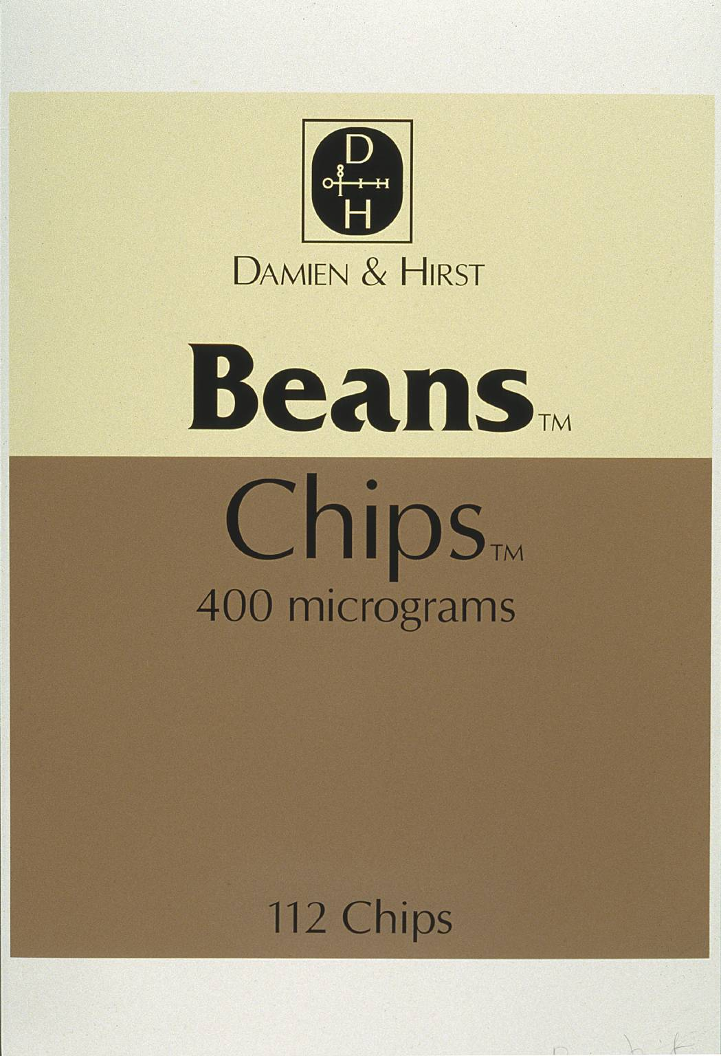 Beans and Chips, from The Last Supper