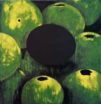 Green Apples and Egg - click to enlarge