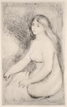 femme nue assise - click to enlarge