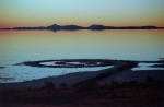 Spiral Jetty - click to enlarge