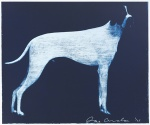 Large Dog (Midnight Blue) - click to enlarge