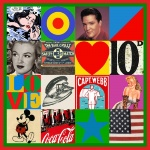 Sources of Pop Art VI - click to enlarge