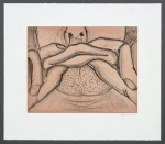 Soft Ground Etching - Coral - click to enlarge