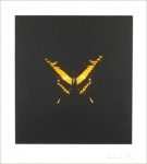 The Souls on Jacob's Ladder Take Their Flight (Small Yellow/Black) - click to enlarge