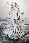 Birth of Venus - click to enlarge