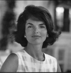 Jackie, (Hyannis Port, Massachusetts), Summer 1960 - click to enlarge