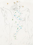 Le Cheval de Picasso (Picasso's Horse) - click to enlarge