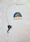 Rainbow and Scissors - click to enlarge