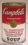 Campbell's Soup, Old Fashioned Vegetable - click to enlarge