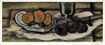 Nature morte aux fruits, 1950 - click to enlarge
