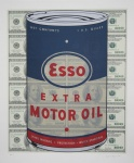 Esso Oil Can - click to enlarge