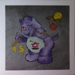 Scare Bear Mauve - click to enlarge