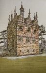 Tresham's Triangular Lodge, Rushton, Northamptonshire - click to enlarge