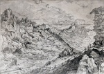 Large Alpine Landscape, c. 1555-56 - click to enlarge
