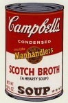 Campbell's Soup Can II - Scotch Broth - click to enlarge