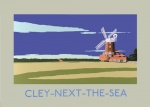 Cley-next-the-Sea - click to enlarge