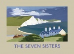 The Seven Sisters - click to enlarge