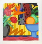 Mixed Bouquet with Leger - click to enlarge