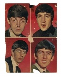 Found Art: Beatles - click to enlarge