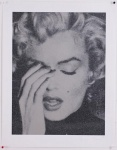 Marilyn Monroe (crying) - click to enlarge