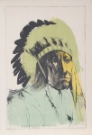 Chief American Horse - Oglalla Sioux - click to enlarge