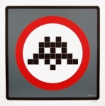 Warning Invader - click to enlarge