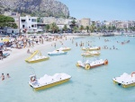 Mondello Paddle Boats - click to enlarge